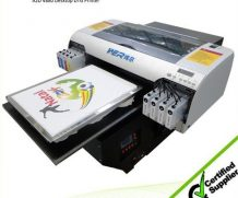 Best 2016 top selling printer A2 WER-D4880T garment machine price in Chennai