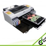 Best High quality cheap price Flatbed printer for T-shirt, clothes, dress, underwear etc in Bahamas