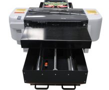 Best 2016 China digital flatbed t-shirt dtg printer for sale in Auckland
