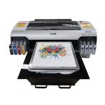 Best Cheap A3 size WER-E2000T free RIP software garment printer in Bolivia