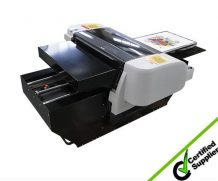 Best latest WER-E2000 A3 t shirt printing machine inkjet digital printer for textile printitng in Czech