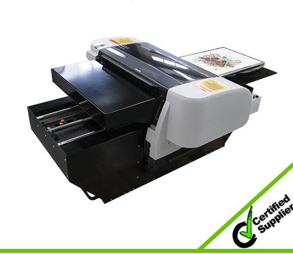 Best quality A2 size WER-D4880T Digital Direct To Garment T-shirt printer in Illinois