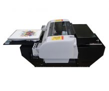 Best High resolution and strong adhesive A2 size WER-D4880T digital dtg t-shirt printer in Cairo
