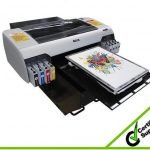 Best Top selling A2 size WER-D4880T dx5 heads direct to garment t-shirt printing machine in Greece