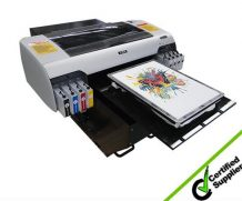 Best Perfect design 15″ x 18.9″ A2 Size WER-D4880T High Speed Desktop DTG Printer in Surabaya