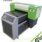 Best Stable performance and with reasonable price A2 size WER-D4880T digital textile printer in Lebanon