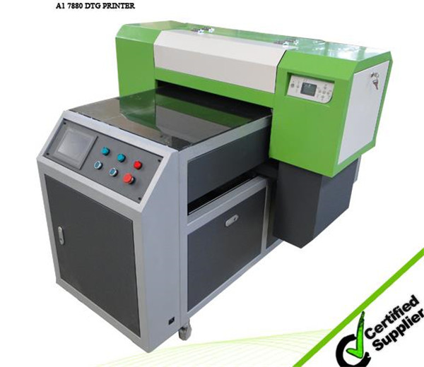 Perfect design A2 420*900mm WER-D4880T dtg printer,digital t shirt printing machine prices in Michigan