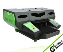 Best New design A2 size WER-D4880T high resolution and strong adhesive black T-shirt printer in NSW