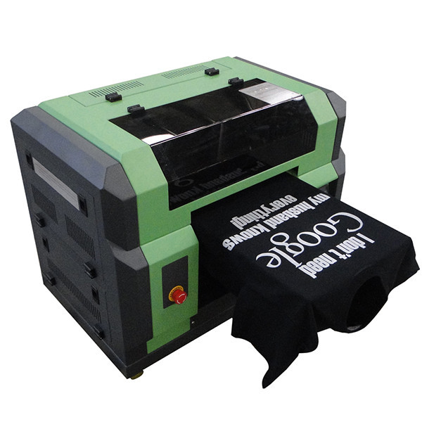 New design WER-D4880T digital t-shirt printer direct to garment digital printing in Chile