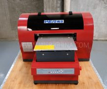 Best WER CHINA A2 size tshirt printing machine digital with two DX5 in Atlanta