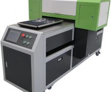 Best Popular A3 WER E2000T direct to garment printer with dx5 head, dtg printer for sale in Romania
