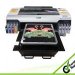 Best latest WER-E2000 A3 t shirt printing machine inkjet digital printer for textile printitng in Philippines