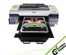 Best 2016 top selling printer A2 WER-D4880T direct toblack color T-shirt printer in Los Angeles