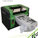 Best Popular A1size WER-EP7880T digital printer textile printing machine in Belarus