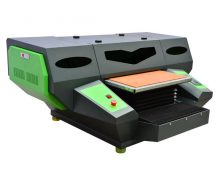 Best Top selling A3 size 2880dpi max with CISS system WER-E2000T direct to garment printer in Peru