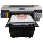 Best High resolution and strong adhesive A2 size WER-D4880T digital dtg t-shirt printer in El Salvador