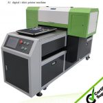 Best Cheap price large format 2880*1440dpi WER-EP7880T flatbed t shirt printer in Namibia