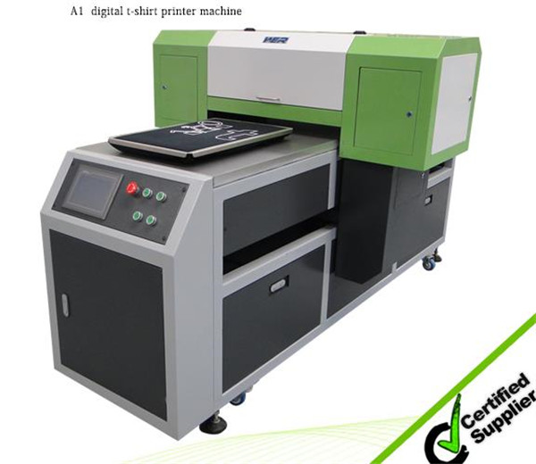 Popular A2 420*900mm WER-D4880T dtg printer,industrial fabric printer in South Africa