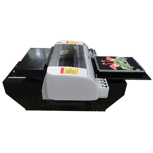 5b1721df DX5 printhead 8 color A3 digital shirt printing machine price in India