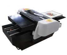 Best Top selling A3 size 2880dpi max with CISS system WER-E2000T direct to garment printer in Myanmar