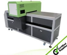 Best Perfect design A2 size with DX5 head WER-D4880T fabric digital printing machine in Uganda