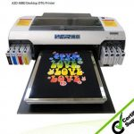 Best good looking A3 WER-E2000T t-shirt printer,direct to garment printer in Uruguay