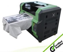 Best High quality cheap price Flatbed printer for T-shirt, clothes, dress, underwear etc in Azerbaijan