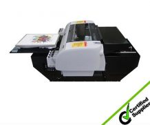Best High quality cheap price Flatbed printer for T-shirt, clothes, dress, underwear etc in Florida