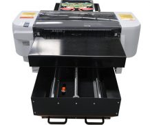 Best Perfect performance A1 size dx5 head WER-EP7880T digital t-shirt printing machine in Pakistan
