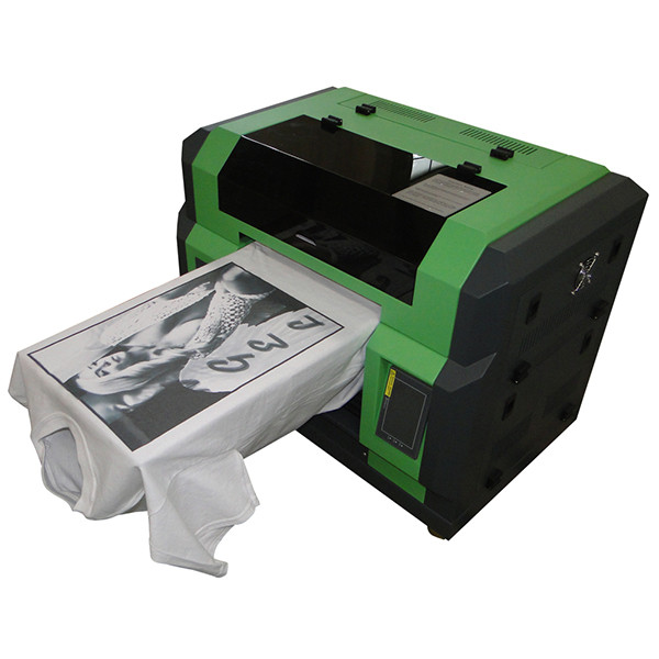 Economical desktop A3 size WER-E2000T shirt printer machine in Oman