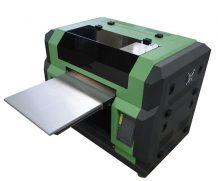 Best A3 UV Flatbed Printer, T-Shirt Printer with Dx5 Print Head