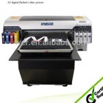 Best Top selling A3 size WER-E2000T 2880dpi max with CISS ink system digital garment printer in Myanmar