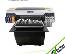 Best Perfect design A2 420*900mm WER-D4880T dtg printer,textile printer price in Birmingham