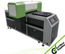 Best Most reliable A2 size with DX5 heads and high resolution WER-D4880T textie printing machine in Wisconsin
