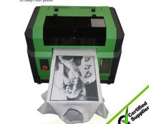Best Good quality A2 size WER-D4880T digital printing machine for t-shirt printing in Brisbane