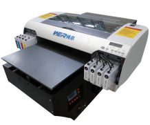 Best Digital WER T Shirt Printing Machine, T-Shirt Printer with A3