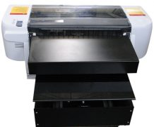 Best High quality cheap price Flatbed printer for T-shirt, clothes, dress, underwear etc in Mauritius