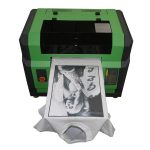 Best Cheap A2 420*900mm WER-D4880T dtg printer,a2 digital t-shirt printing machine in India