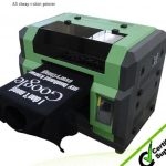 Best most popular and efficient Tshirt printer A2 4880 DTG printer in Chile