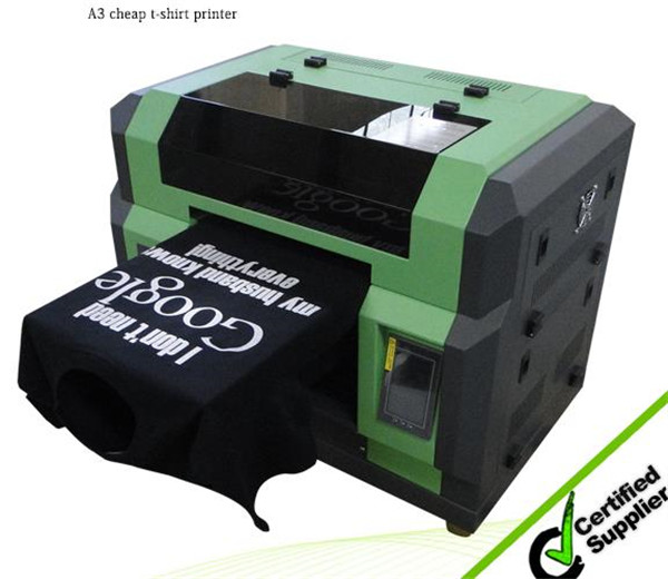 New hot selling A2 size WER-D4880T all color cotton tshirt printing machine in New Jersey