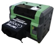Best 6 Color Digital Flatbed T-Shirt Printer