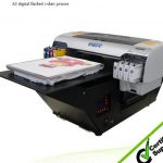 Best A3 cheap dtg printer t shirt printing machine with rocih head in Indiana