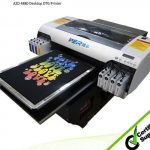 Best 2016 top selling printer A2 WER-D4880T digital textile printing in Slovenia