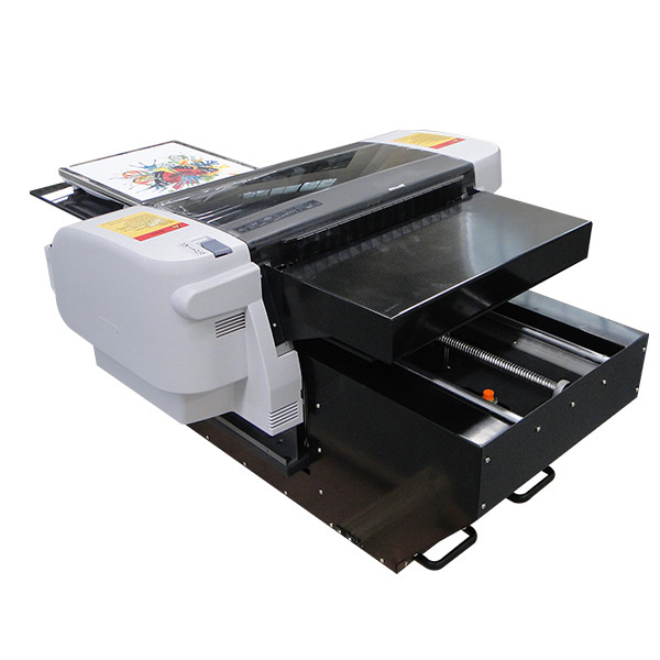 2016 new design Hot Sales A2 size WER-D4880T black t shirt printing machines in Sweden