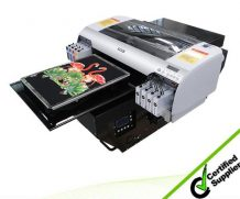 Best 2016 top selling printer A2 WER-D4880T garment machine price in Jakarta