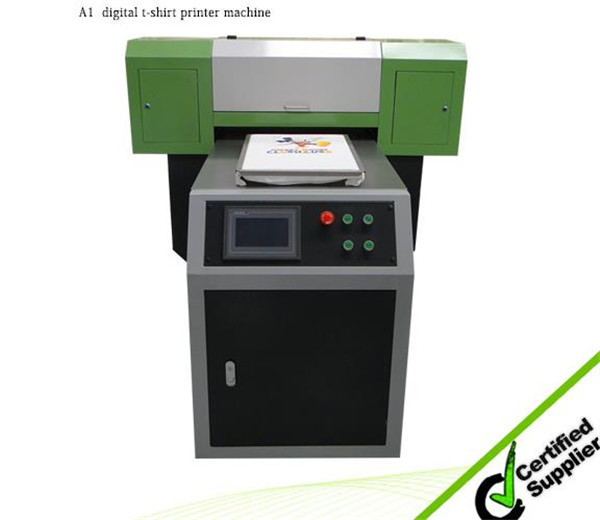 Top selling A2 size WER-D4880T for cotton t-shirt printing garment printer in Victoria