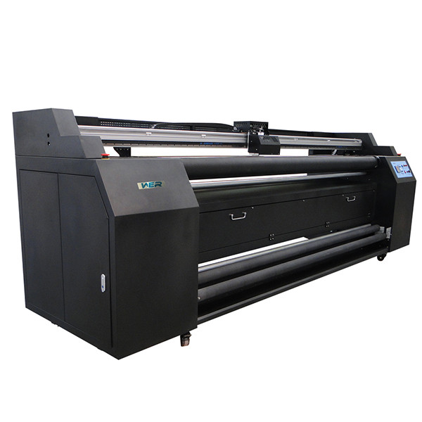High Resolution 2880dpi Max Digital Printing T-Shirt Machine in Chile