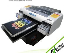 Best Cheap A2 size WER-D4880T direct to garment t-shirt printer DTG in Bangkok