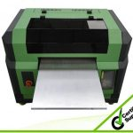 Best Top selling A2 size with high resolution and strong adhesive DTG printer in Uruguay