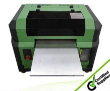 Best High quality cheap price Flatbed printer for T-shirt, clothes, dress, underwear etc in New York